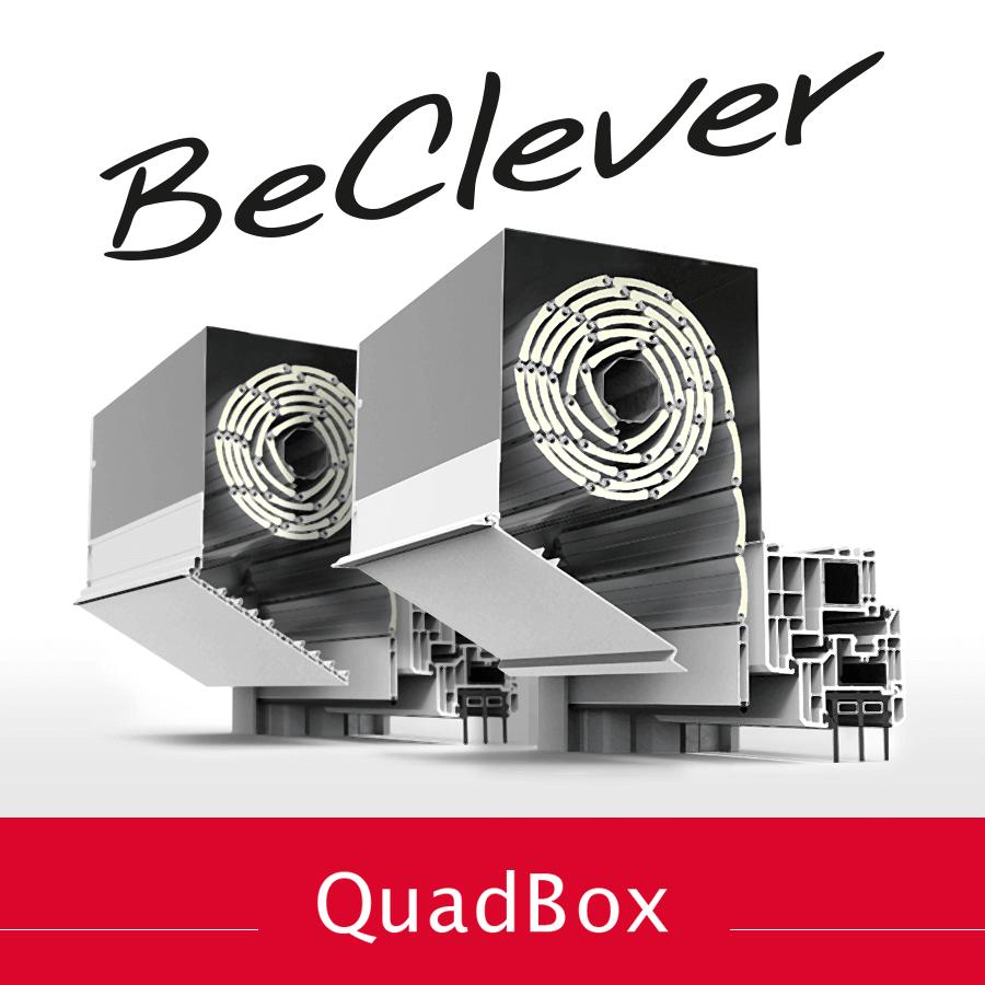 QuadBox – systemowa innowacja wśród rolet