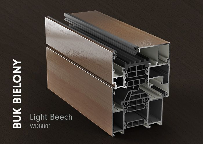 Buk Bielony / Light Beech (WDBB01)